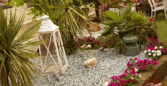 locale busto arsizio composizione floreale e sistemazione giardino