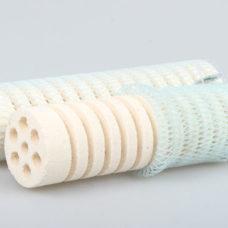 Materiale per filtri biologici e meccanici